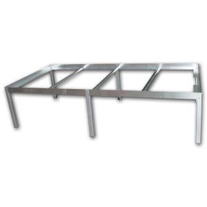 Soporte mesa para bandeja 200 x100cm