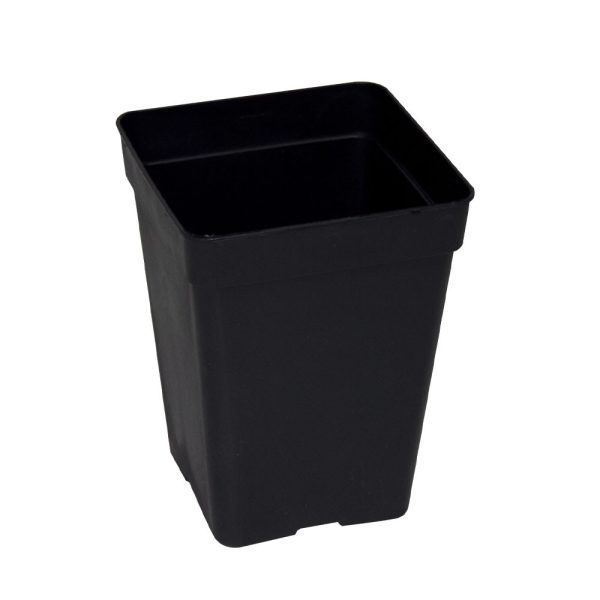 Maceta 15 x 15 x 19,5 (3,5L) Negra