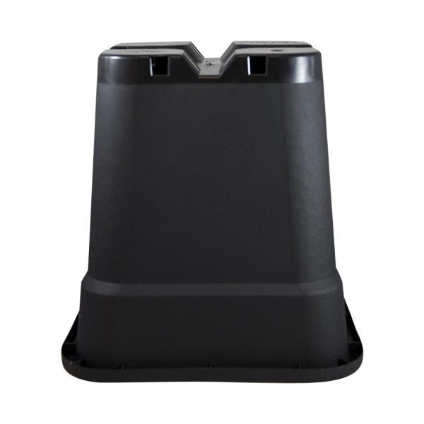 Maceta 31 x 31 x 32 (19L) Negra reforzada
