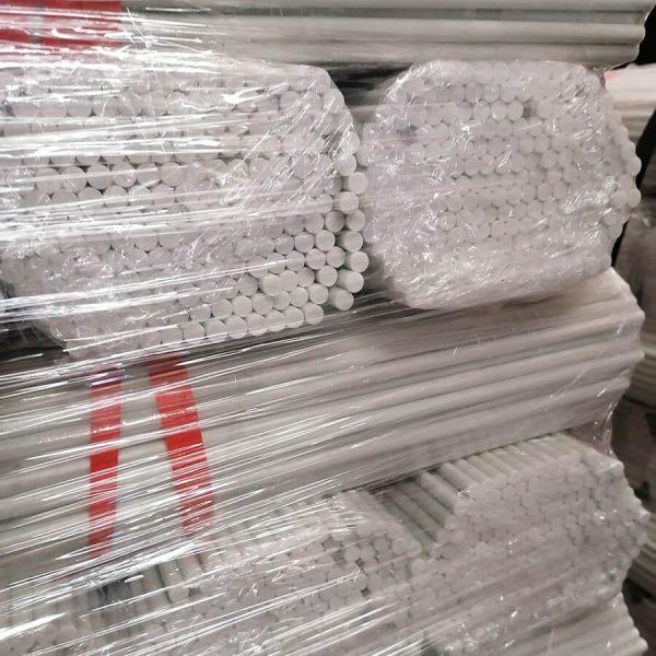 Tutores de fibra de Vidrio 1 m 200 und