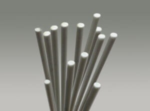 Tutores de fibra de Vidrio 1,2 m 200 und