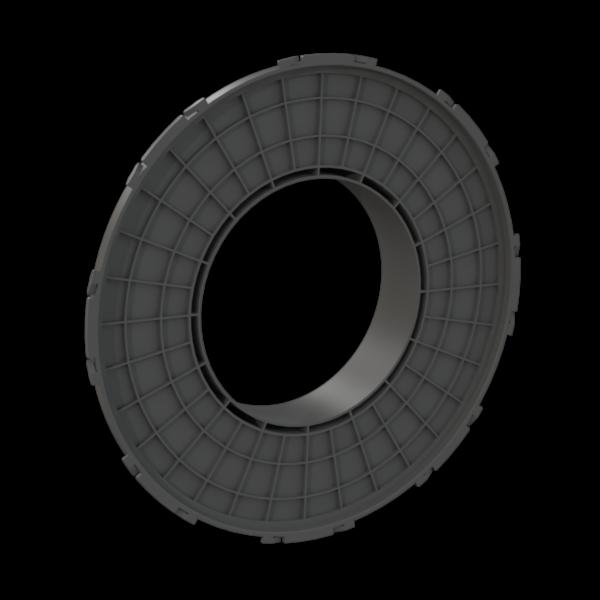 Conector 150 mm para DF25 R4.00
