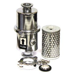 Carcasa y filtro SMF-010 2L Max 300ºC