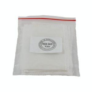 Bolsa Rosin 73 micras 5 uds con costura