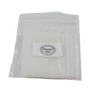 Bolsa Rosin 160 micras 5 uds con costura