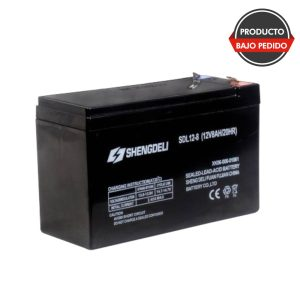 Batería para mochila pulverizadora. 12V8AH