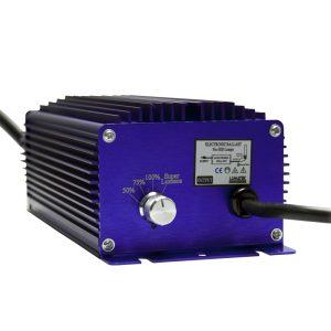 Arrancador 400W digital plug&play LUMATEK con regulador de potencia