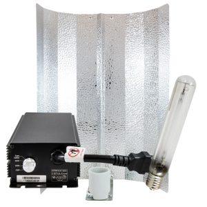 Equipo 600W Digital Super Grower + Lámpara