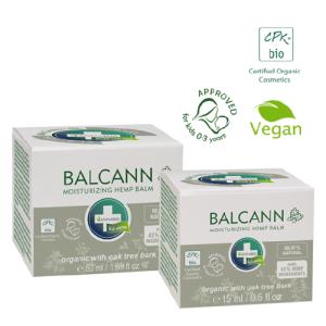 Balcann ungüento Corteza de Roble 15 ml