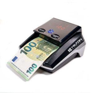 Detector de billetes falsos HE 320 DS