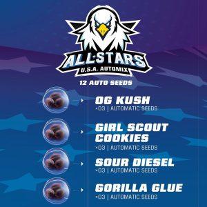 All Stars USA Automix