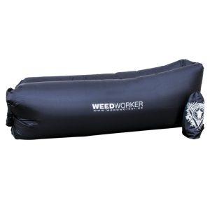 Tumbona hinchable WeedWorker