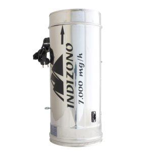 Ozonizador 7000mg/h Ø250mm